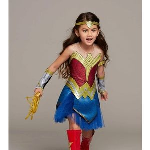 Chasing Fireflies Wonder Woman costume for girls